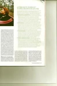 Entrevista a la Psicóloga Elia Frías la prestigiosa periodista Paloma Rosado